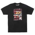 LION ROOTS TEE / BLACK