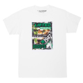 LION ROOTS TEE / WHITE