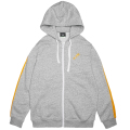 ULTRA COVER ZIP HOODIE / ASH SNOW HEATHER