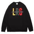 LRG CREWNECK / BLACK