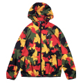 LEAF CAMO WINDBREAKER / LEAF CAMO