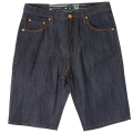 TRUE STRAIGHT JEANSHORT / RAW INDIGO