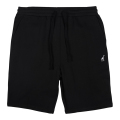 47 SWEATSHORT / BLACK