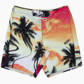 "DAY TRIPPIN BOARDSHORT ""ORANGE SKY"""