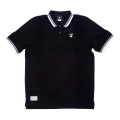 LRG VICE POLO / BLACK