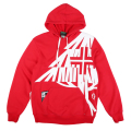 "NATURAL ROOTS HOODIE ""RED"""
