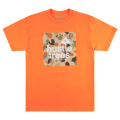 PANDA HUSTLE SS TEE / TEXAS ORANGE