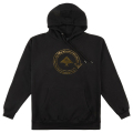 GOLDEN CYCLE PULLOVER / BLACK