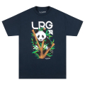 AMONGST LEAVES TEE / NAVY