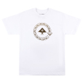 GOLDEN CYCLE TEE / WHITE