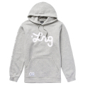 LIFTED SCRIPT PULL OVER HOODIE