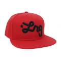 LIFTED SCRIPT SNAPBACK / RED