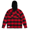 ONLY ONE BUFFALO FLANNEL / RED