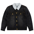 DARK SHADE DENIM JACKET / DARK INDIGO