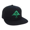 LEGACY TREE SNAPBACK / BLACK