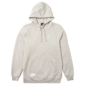 47 PULL OVER HOODIE / ASH HEATHER
