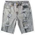 REAPER DENIM SHORT / GREY