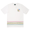 ICON SS KNIT TEE / WHITE
