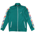 "ANDRADE TRACK JACKET ""QUETZAL GREEN """
