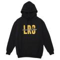 LRG-SLIT HOODIE / BLACK