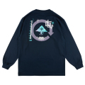 COLDS FAVORITE  LS TEE / NAVY