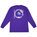 COLDS FAVORITE  LS TEE / PURPLE