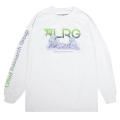 LEADERS L/S TEE / WHITE