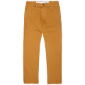 SLIM STRAIGHT TWILL PANT / CATHAY SPICE