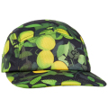 TROPICANA 5 PANEL CAP / LEMON