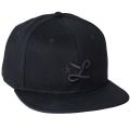 LIL SNAPBACK HAT / BLACK ONYX