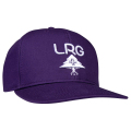 LRG TREE STAPLE SNAPBACK / PURPLE