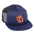"LEAF L TRUCKER HAT ""PATRIOT BLUE"""