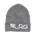 "LRG DIRECT BEANIE ""ASH HEATHER"""