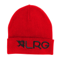 "LRG DIRECT BEANIE ""RED"""