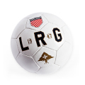 "LIFTED NATIONAL ANTHEM SOCCER BALL ""WHITE"""