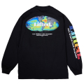 ALL WORLD LIFE MAKERS LS TEE / BLACK