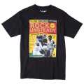 "ROCK UNSTEADY TEE ""BLACK"""