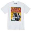 "ROCK UNSTEADY TEE ""WHITE"""