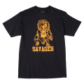 "47 SAVAGES TEE ""BLACK"""