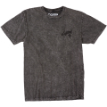 "LIFTED TREE WASH TEE ""BLACK WASH"""