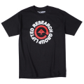 "THE RESEARCH CIRCLE TEE ""BLACK"""