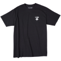 "LOGO PLUS TEE ""BLACK"""