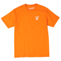 "LOGO PLUS TEE ""ORANGE"""