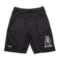 "SAVAGES MESH SHORT ""BLACK"""