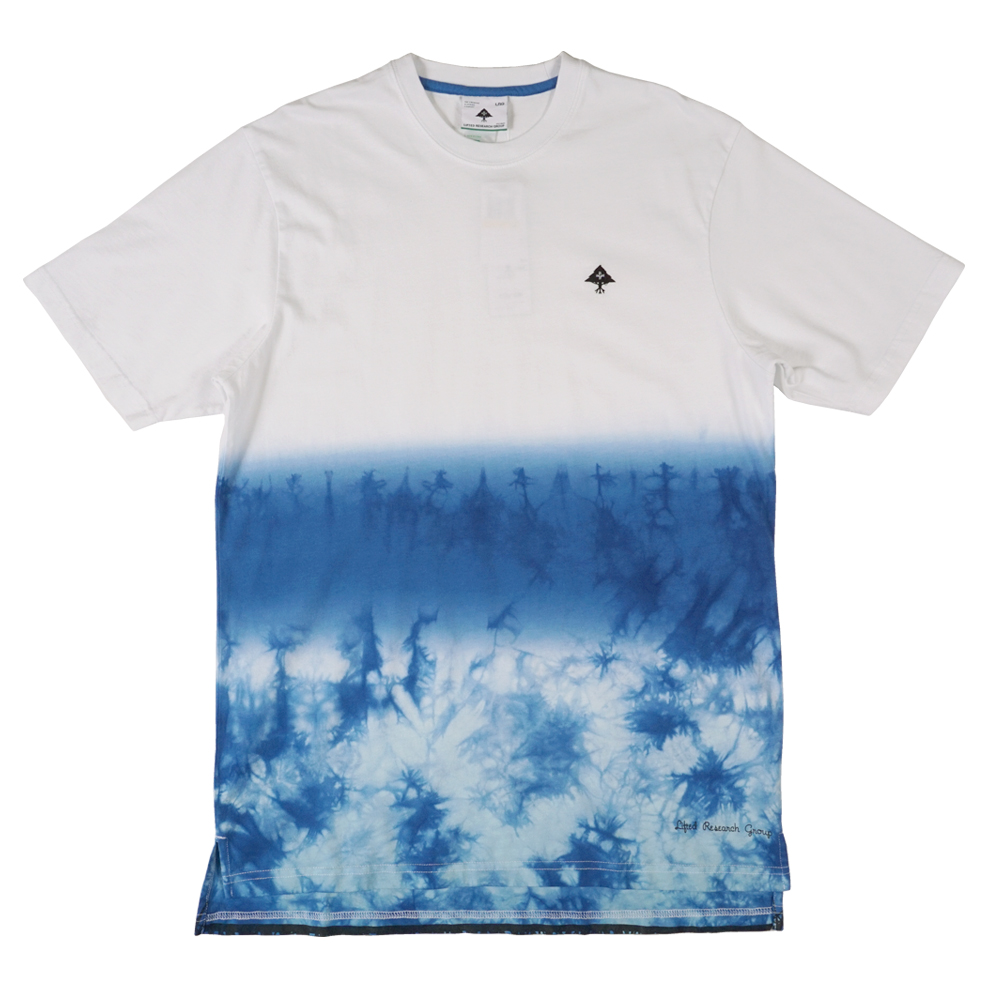 "PLANET TIE DYE KNIT ""TURKISH SEA"""