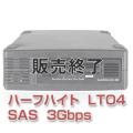 Tandberg Data LTO4 SAS HHシングルドライブ装置(外付) 3513