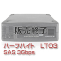 Tandberg Data LTO3 SAS HHシングルドライブ装置(外付) 3517