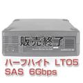 Tandberg Data LTO5 SAS HHシングルドライブ装置(外付) 3520