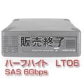 Tandberg Data LTO6 SAS HHシングルドライブ装置(外付) 3535