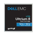 DELL LTO Ultrium8 データカートリッジ